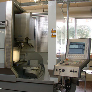 Machine-outil 5axes